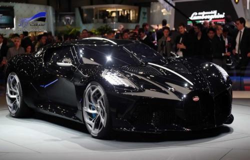 نگاهی به بوگاتی La Voiture Noire، گرانترین محصول جدید تاریخ صنعت خودرو