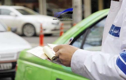 خودروهای فاقد معاینه فنی، جریمه شدند