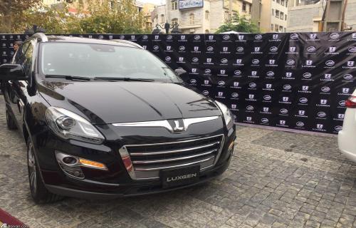 خودروهای تایوانی لوکسژن به بازار ایران آمدند