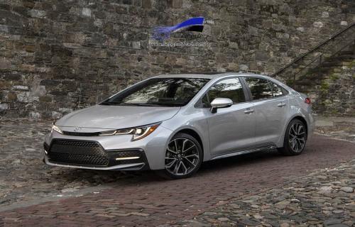 تویوتا کرولا 2020، نسل جدید پرفروشترین خودرو تاریخ