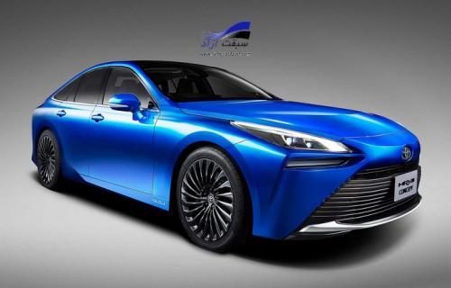 تویوتا میرای مدل 2021 با طراحی انقلابی معرفی شد