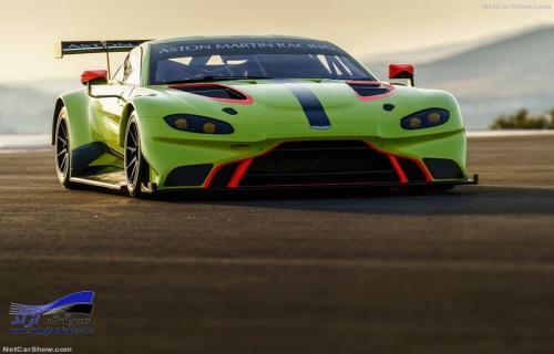 استون مارتین ونتیج GTE Racer مدل 2018