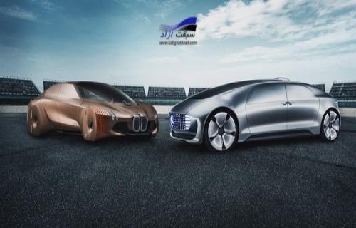 بنز و بیامو پروژه مشترک خودروهای خودران سطح 4 را کلید زدند
