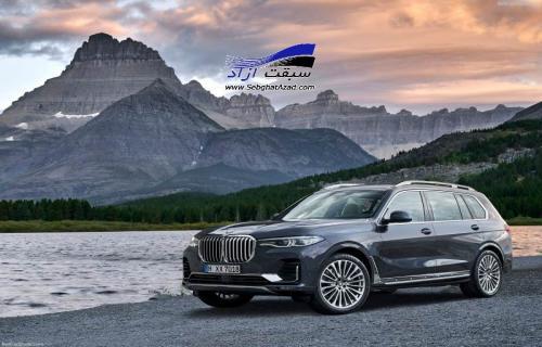 BMW مدل جدید X7 را معرفی کرد؛ ظاهری عضلانی در بازار شاسیبلندهای 3 ردیفه