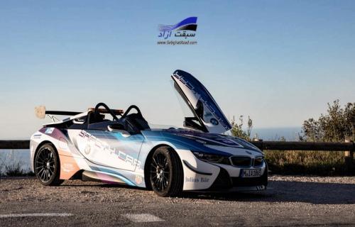 بیامو i8 رودستر، خودروی ایمنی مسابقات اتومبیلرانی