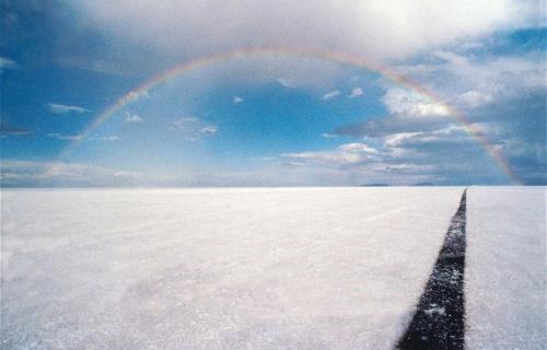 جلگه نمكی بونویل مسطح ترين پيست سرعت جهان