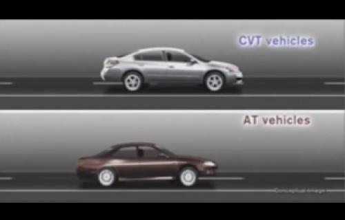 مقایسه گیربکس اتوماتیک با CVT