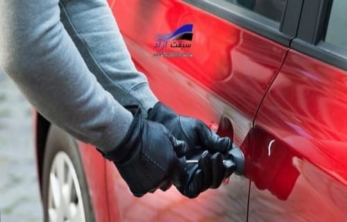 سرقت خودروهای شاسی بلند با جرثقیل