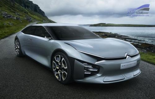 سیتروئن CXperience ماشینی که از آینده می آید