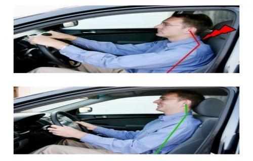 اصول ارگونومی در رانندگی