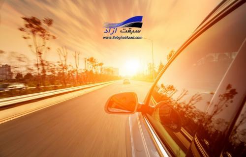 نکاتی برای رانندگی در روزهای گرم و پرحرارت