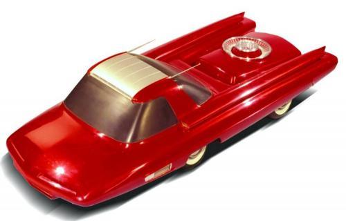 اولین خودرو با سوخت هسته متعلق به کدام شرکت است؟
