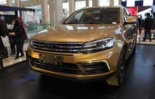 ریگان خودرو با کوپا توربو 210 به نمایشگاه تهران آمده است + (قیمت و تصویر)