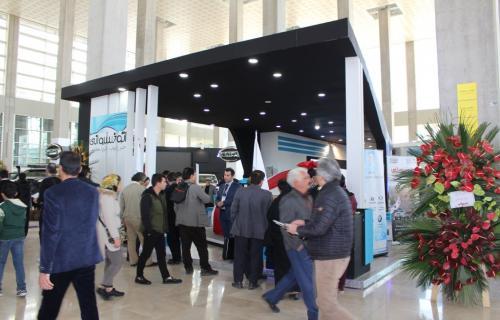 ماجرای خودروی شکلات پیچ اتوخسروانی در نمایشگاه تهران