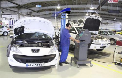 نرخ جدید معاینه فنی خودروها تایید شد