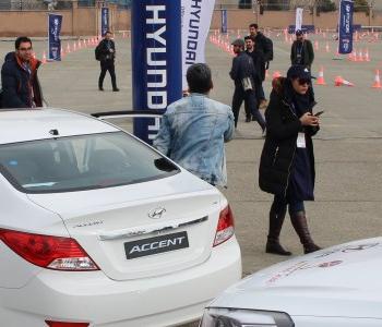 تجربه رانندگی با هیوندای اکسنت مونتاژ کرمان موتور