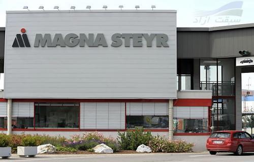 بازدید از خط تولید خودروسازی مگنا استیر اتریش