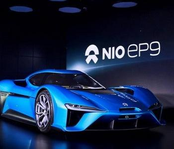 nio ep9 سریع ترین خودروی الکتریکی جهان و شکستن رکورد لامبورگینی هوراکان