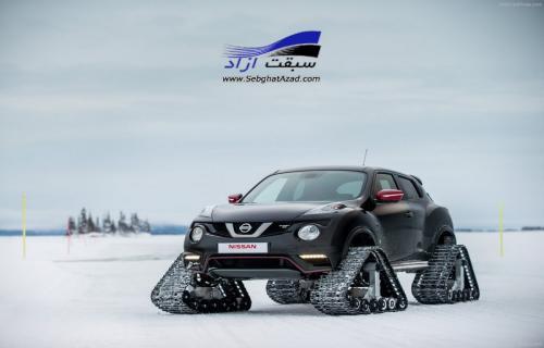 نیسان جوک برفنورد به نمایشگاه خودرویی ژاپن میرود
