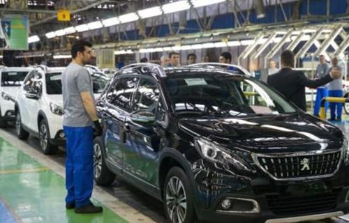 تمام خودروهای پژو 2008 ثبتنامی تحویل مشتریان میشود