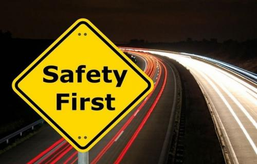 اول ایمنی بعد رانندگی (Security Before Driving)
