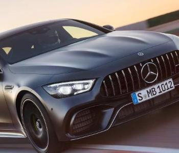 مرسدس 2019 AMG GT در نمایشگاه ژنو رونمایی شد