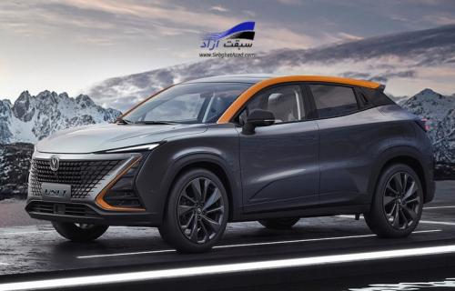 چانگان یونی تی مدل 2020، کراس اوور مدرن و جذاب چینی