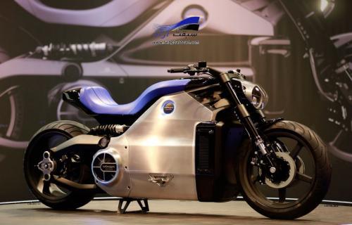 وُکسان واتمن قویترین موتورسیکلت برقی جهان