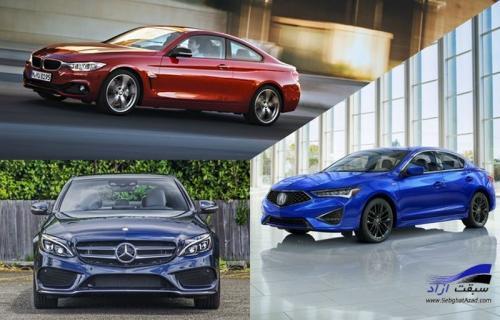 بهترین خودروهای لوکس با قیمت کمتر از 30 هزار دلار