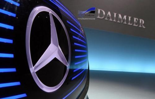 جریمه میلیاردی دایملر بخاطر تقلب در موتورهای دیزل
