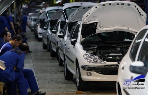 خودروهای تولید داخل کجا رفتند؟