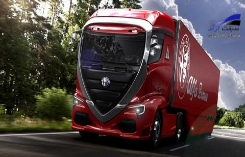 کامیون احتمالی آلفا رومئو