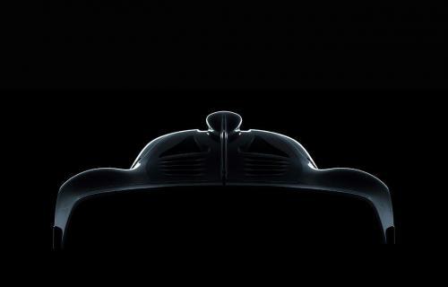 ابر خودروی مرسدس بنز AMG با نام پروژه یک