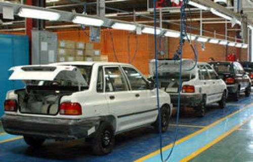 تولید و عرضه خودروهای جدید با حداقل 50 درصد داخلی سازی