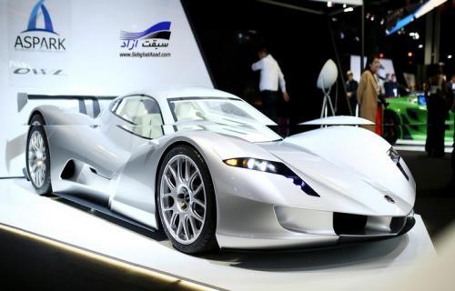 اسپارک اول با 2000 اسب بخار پر قدرتترین خودرو تاریخ