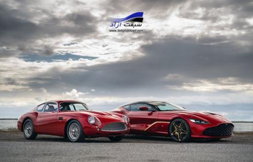 استون مارتین DBS GT زاگاتو با ظاهری خیره کننده رونمایی شد