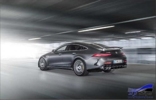 مرسدس بنز آ ام گ GT 63 S مدل 2019 رونمایی شد