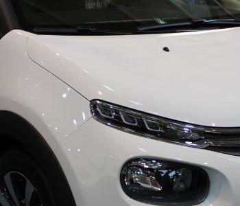 سیتروئن C3 در نمایشگاه خودروی تهران + فیلم کوتاه