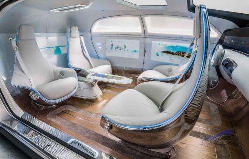 بررسی تکنولوژی کابین خودروهای آینده