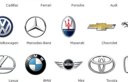 لوگوی شرکتهای خودروسازی به چه معناست؟