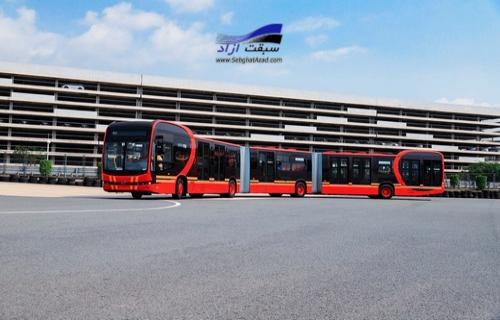 طویلترین اتوبوس برقی جهان