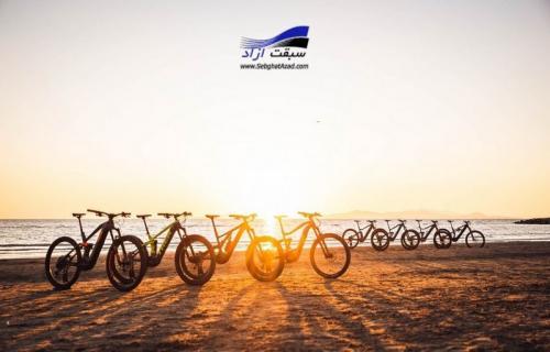 نوآوری دنیای دوچرخه های الکتریکی