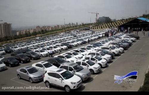 باور کنید اینجا ایران است منظم ترین و با شکوه ترین گردهمایی خودرویی کشور