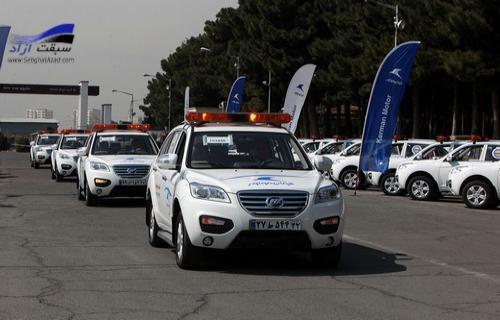 مشتریان کرمان موتور با خیال راحت به سفرهای نوروزی بروند