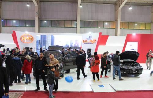 گزارش بازدید از غرفه کارمانیا در نمایشگاه اصفهان