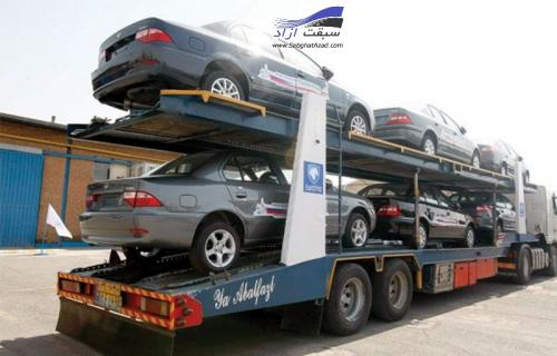 صادرات خودروی ایرانی به عراق متوقف شد