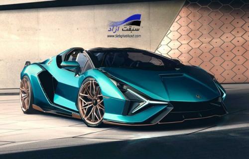 لامبورگینی سیان رودستر، سریعترین خودرو کروک هیبریدی جهان
