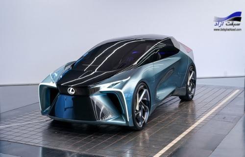 آینده شرکت لکسوس