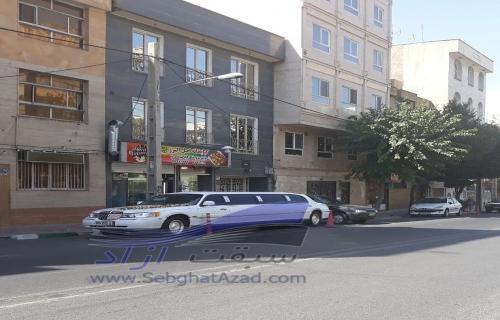 لینکلن لیموزین ماشین عروس خاص در تهران