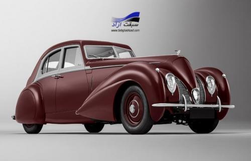 احیای بنتلی کورنیش کلاسیک پس از 80 سال